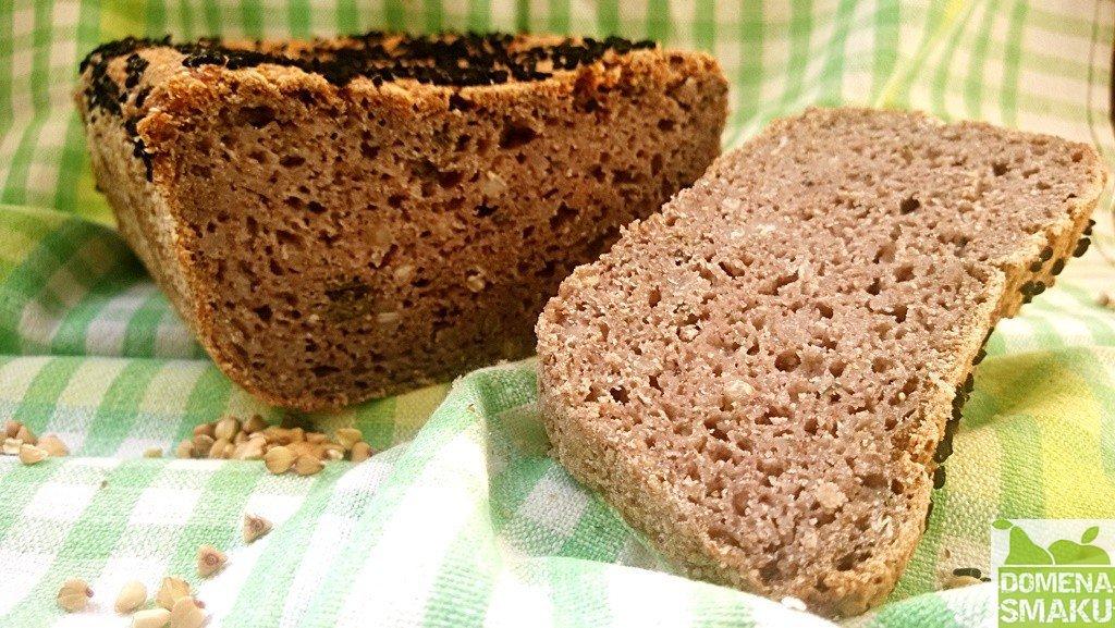 Chleb gryczany 3