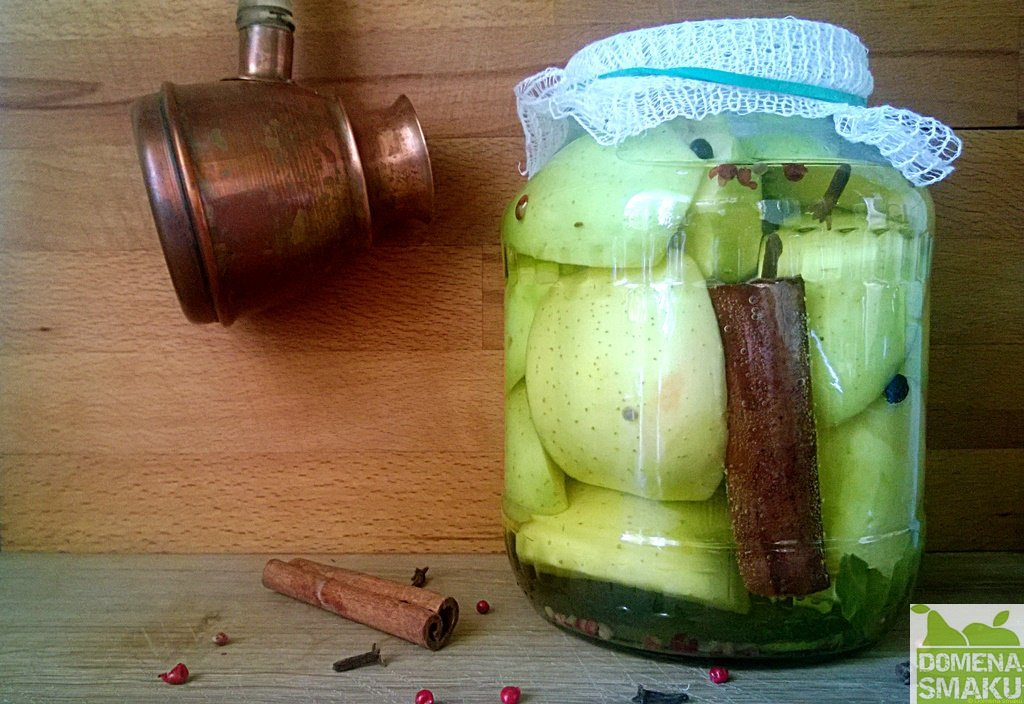 Kiszone jablka