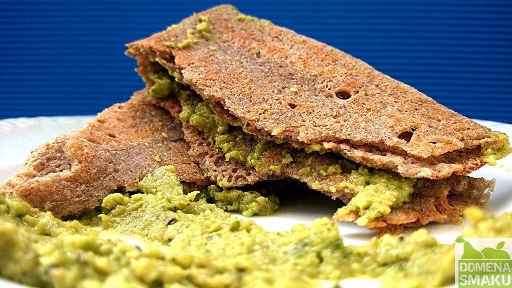 Zielone maslo z awokado 3