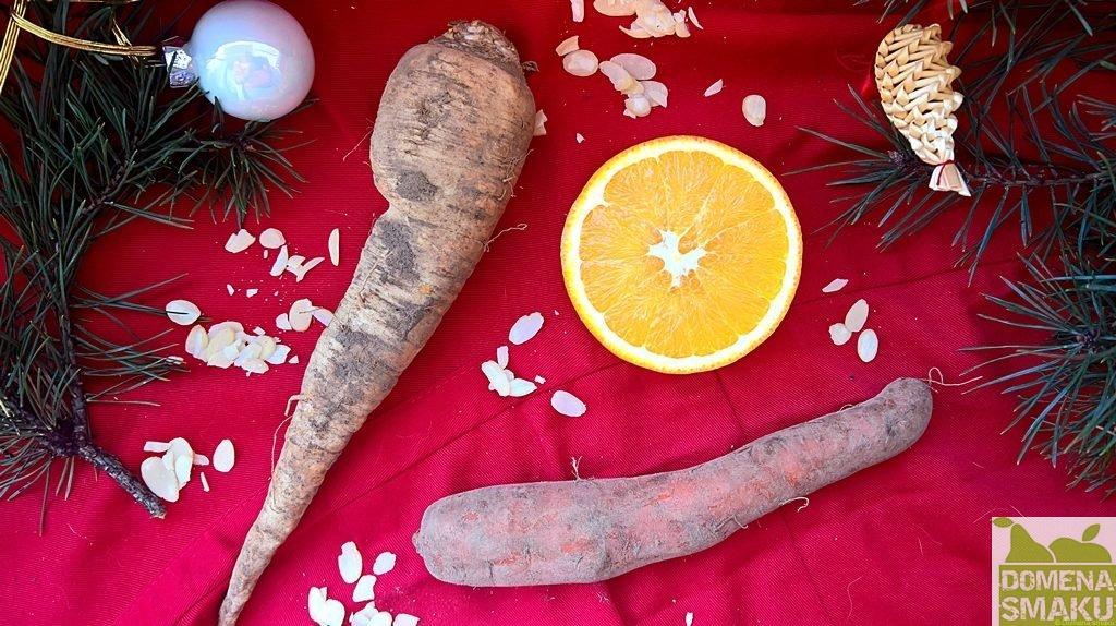pieczone warzywa z pomaranczami 1