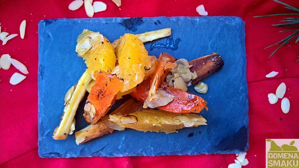 pieczone warzywa z pomaranczami 3