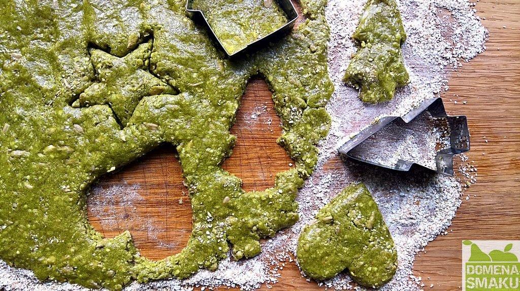ciasteczka z zielona herbata 3