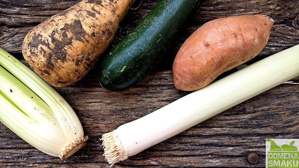 Musaka z grillowanych warzyw 1