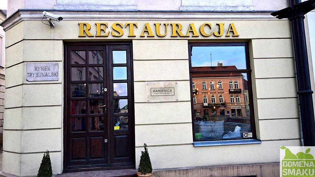 restauracja kamienica piotrkow