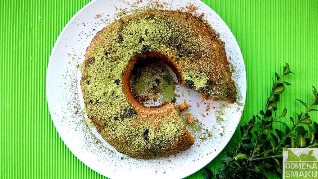zielona babka jaglano batatowa 2