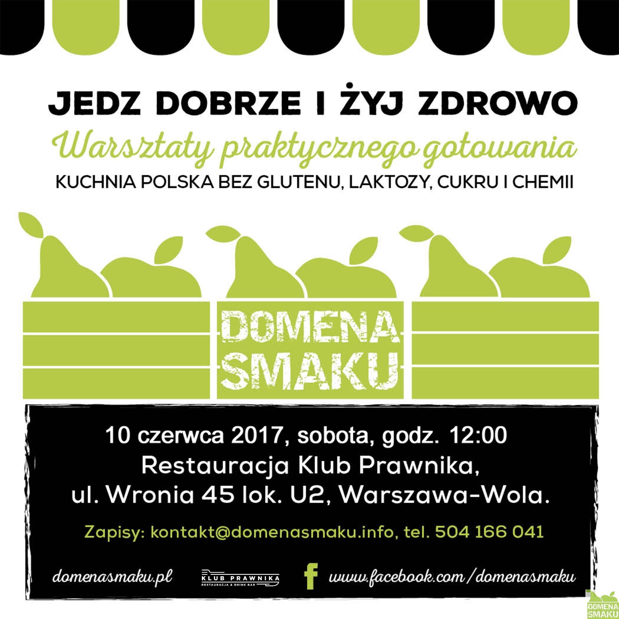 warsztaty kulinarne kuchnia polska