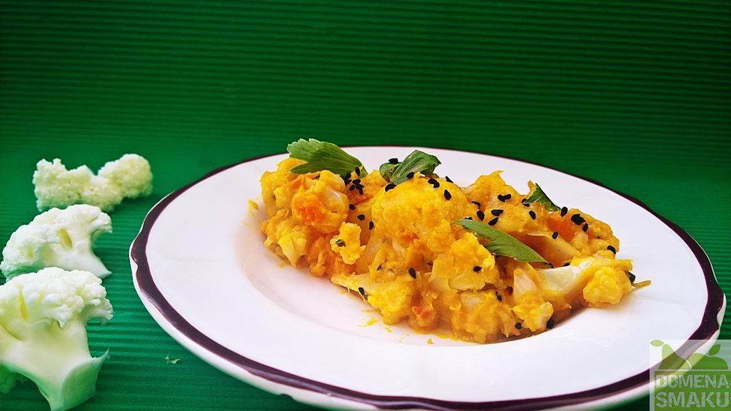 curry dyniowo kalafiorowe 4