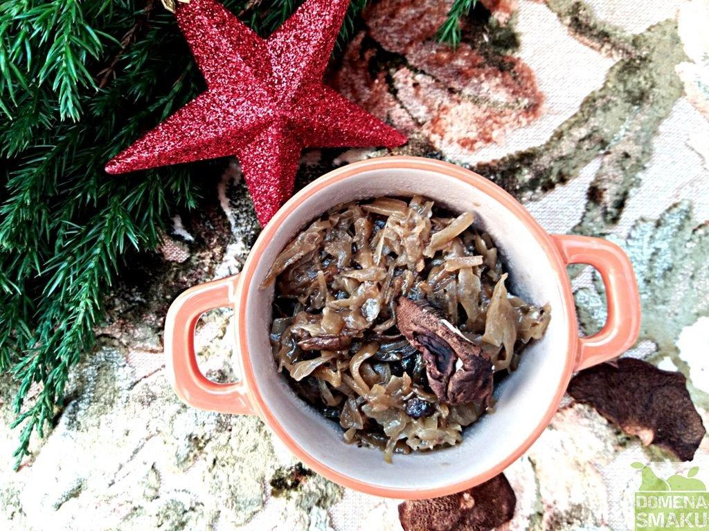 kapusta z grzybami czarnuszka 2