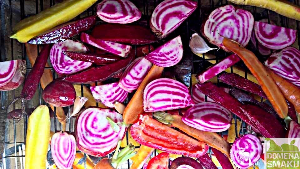 warzyw -grillowane