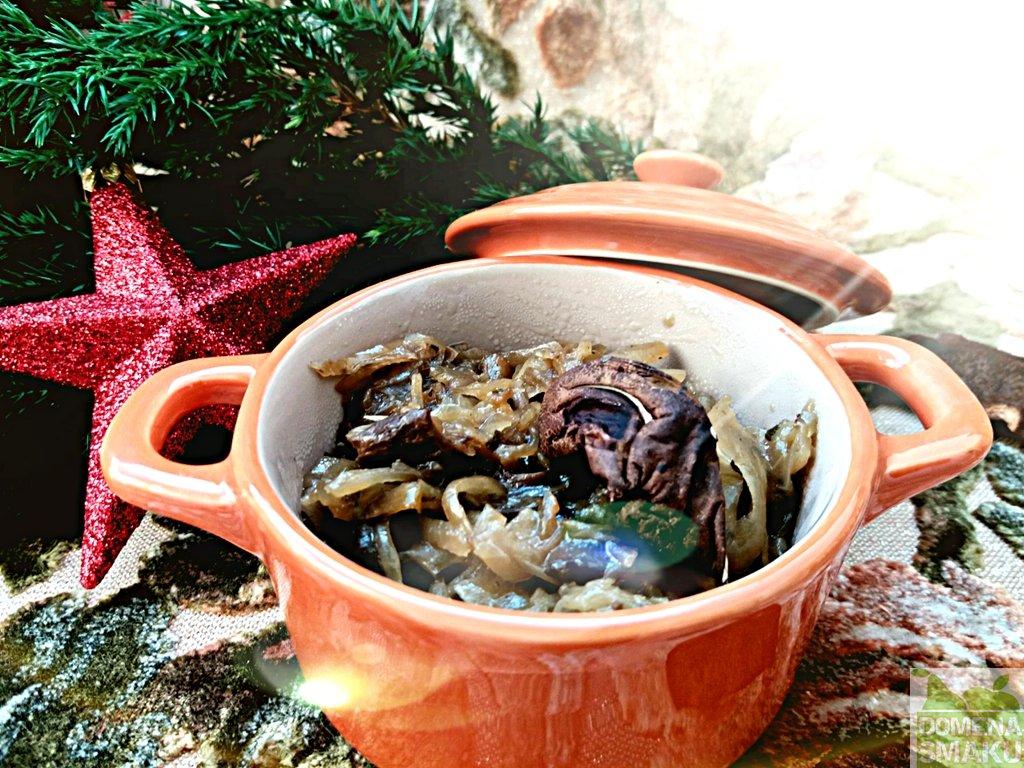 kapusta z grzybami czarnuszka 1